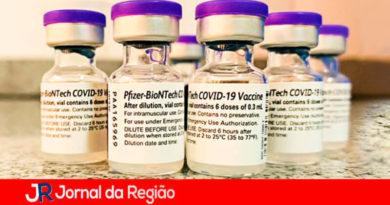 Vacinação em Cabreúva. (Fotos: Divulgação)