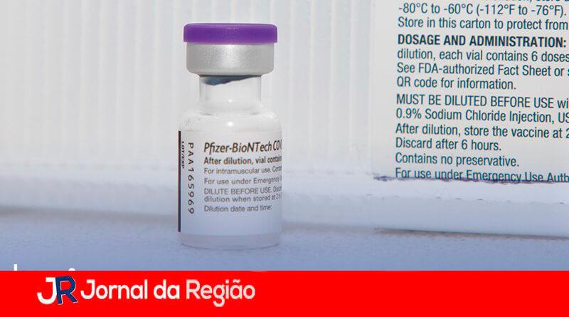 Vacina Pfizer em Itupeva. (Foto: Divulgação)