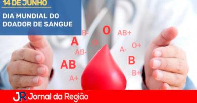 Dia do Doador de Sangue. (Foto: Divulgação)
