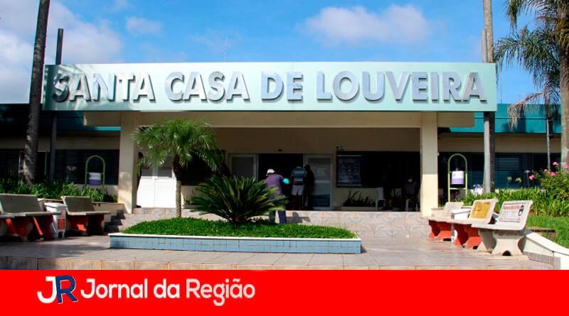 Santa Casa de Louveira. (Foto: Divulgação)