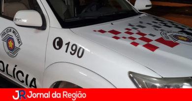 Viatura da Polícia Militar. (Foto: Divulgação)