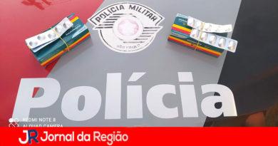PM recupera carro e medicamentos avaliados em R$ 18 mil