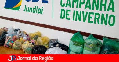 Campanha de inverno da CDL. (Foto: Divulgação)