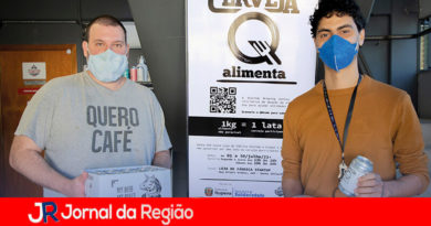 Ação solidária em Itupeva. (Foto: Divulgação)