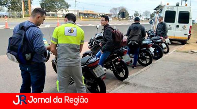 Dia do Motociclista. (Foto: AB Colinas)
