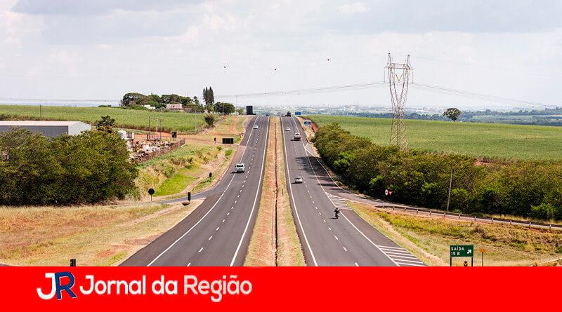 Rodovia AB Colinas. (Foto: Divulgação)