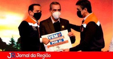 Defesa Civil de Várzea Paulista. (Foto: Divulgação)