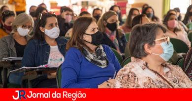 Educadores de Itupeva. (Foto: Divulgação)