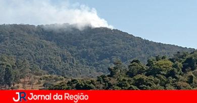 Serra do Japi tem mais um incêndio neste sábado