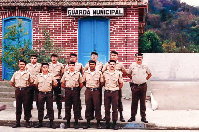 Guarda Municipal de Itupeva. (Foto: Divulgação)