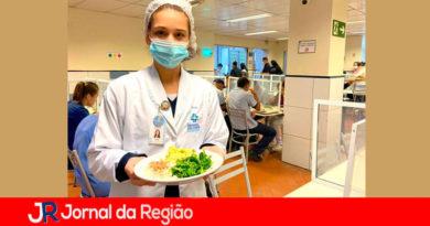 Nutrição no Hospital São Vicente. (Foto: Divulgação)