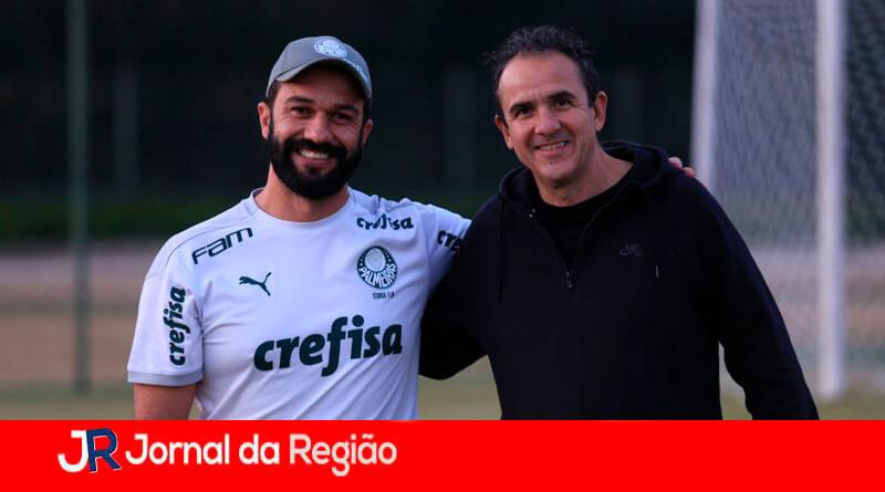 Técnico do Palmeiras. (Foto: Divulgação)