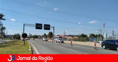 Obras interditam acesso ao Ceasa pela avenida Paulo Benassi