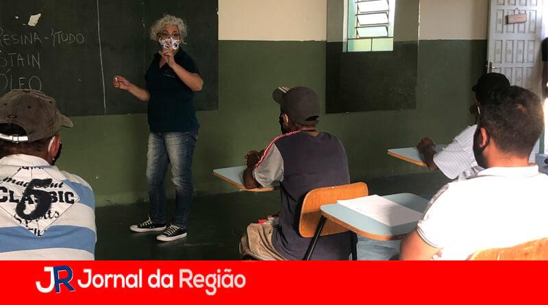 Curso gratuito em Campo Limpo Paulista. (Foto: Divulgação)