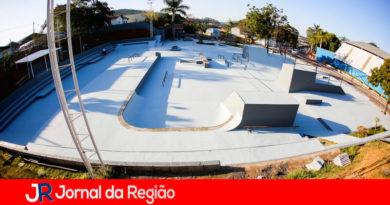 Pista de skate de Itupeva. (Foto: Divulgação)