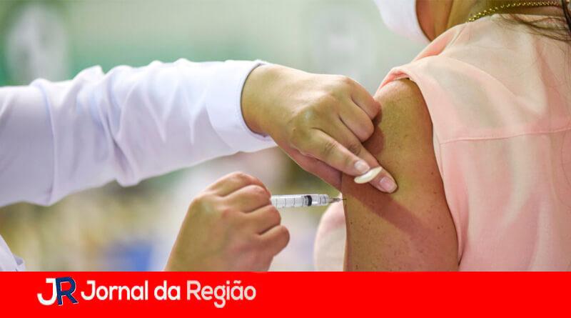 Vacinação em Jundiaí. (Foto: Divulgação)