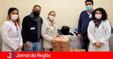 Voluntariado Hospital São Vicente. (Foto: Divulgação)