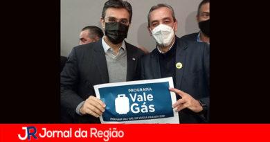 "Várzea Paulista vai distribuir o ""Vale Gás"", anuncia prefeito Rodolfo"