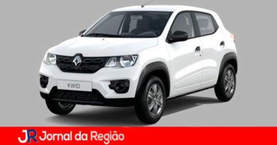 Renault Kwid 0 km. (Foto: Divulgação)