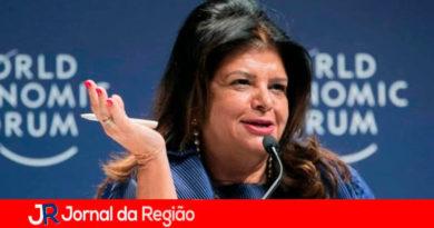 Luiza Trajano. (Foto: Divulgação/World Economic Forum Benedikt von Loebell)