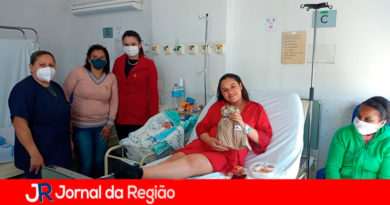 Semana do Bebê de Campo Limpo Paulista. (Foto: Divulgação)