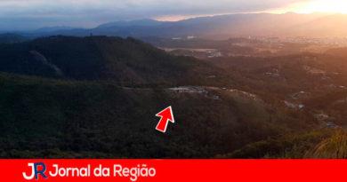 Morro do Mursa em Várzea Paulista. (Foto: Divulgação)