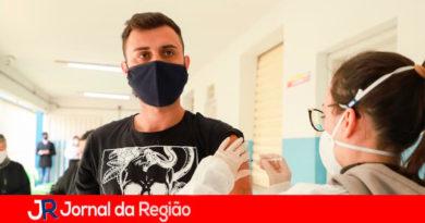 Vacinaçãoem Itupeva. (Foto: Divulgação)
