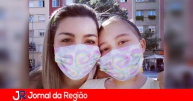 Fernandinha faz quimioterapia de preparo para o Car-t Cell