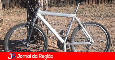 Bike furtada no Almerinda Chaves