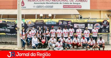 Membros do Unidos FC São Camilo doam sangue