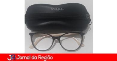 Leitor procura dono de óculos encontrado na Antonio Segre