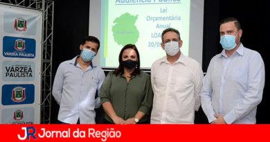 Audiência Pública em Várzea Paulista. (Foto: Divulgação)