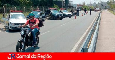Blitze Várzea Paulista. (Foto: Divulgação)