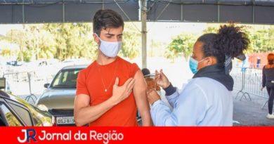 Cajamar vacina pessoas com 18 anos ou mais que estão no Cadastro Reserva