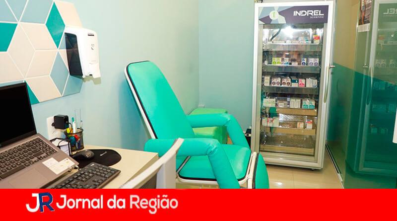 Clina de vacinação de Itupeva. (Foto: Divulgação)