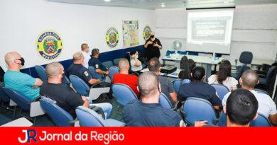 GCM de Itupeva. (Foto: Divulgação)