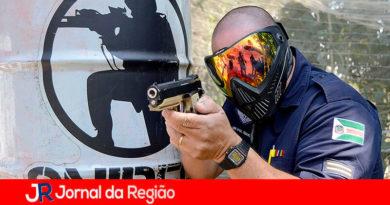 GCM de Várzea Paulista. (Foto: Divulgação)