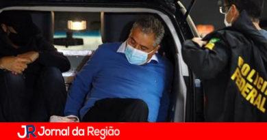 PF apreendeu R$ 2 milhões em espécie, em operação contra prefeito do Guarujá