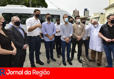 Vice-governador Rodrigo Garcia anuncia investimentos de R$ 53 milhões