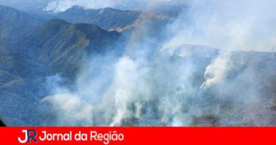 Serra do Japi. (Foto: TV Tem)