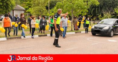 Trânsito Itupeva. (Foto: Divulgação)