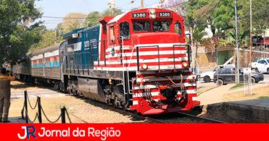 Trem Expresso Turístico. (Foto: Divulgação)