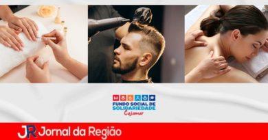 Fundo Social de Cajamar oferece workshop gratuito de beleza e bem estar