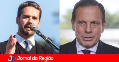 Eduardo Leite compara Doria a Bolsonaro