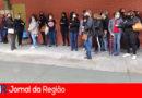 Funcionários da Educação fazem protesto em Jundiaí