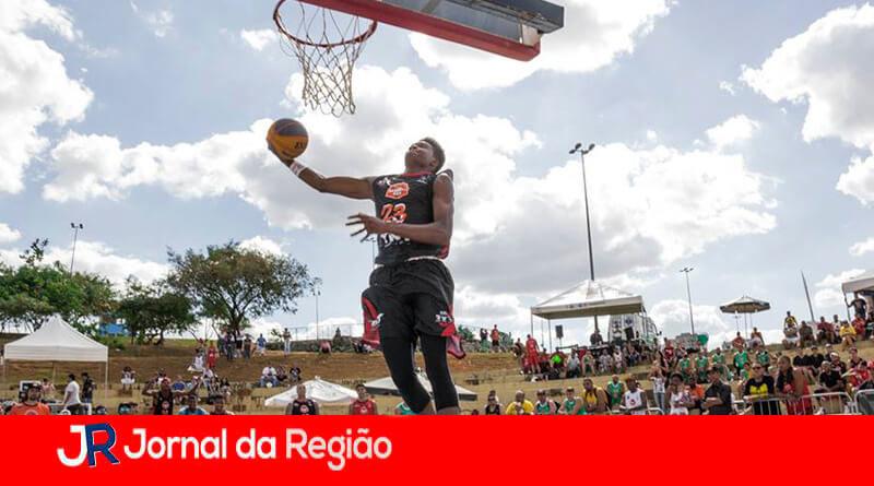 Basquete 3x3. (Foto: Divulgação)