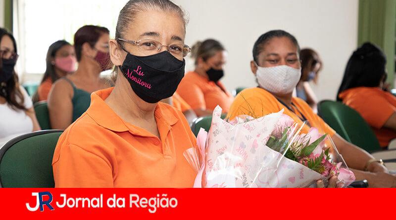Monitora de Itupeva. (Foto: Divulgação)