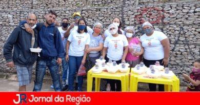 Projeto social precisa de doações para ação voltada para crianças