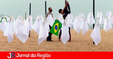 Pandemia da Covid-19. (Foto: Reprodução/TV Globo)