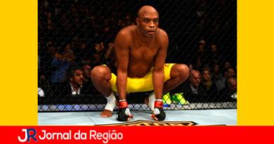 Anderson Silva. (Foto: Divulgação)